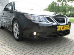 Foto van Saab 9-3 1.8t Vector BIO POWER
