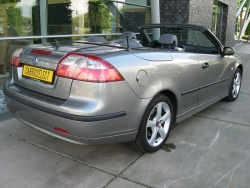 Foto van Saab  9³ Cabrio 2.0T Vector automaat full options