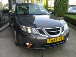 Foto van Saab 93 2.0t  Vector BIO POWER Sport sedan